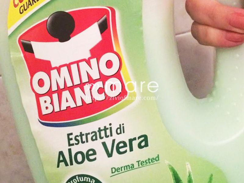 海外のドラム式洗濯機の使い方とおすすめのイタリア洗濯洗剤12