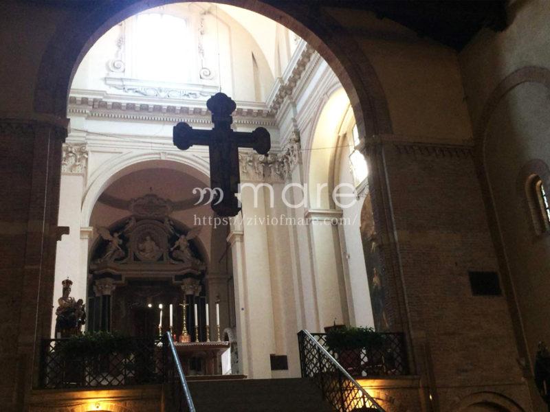 ミラノからボローニャにイタロで日帰り旅行!サント・ステファノ教会郡2