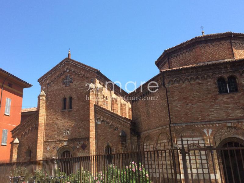ミラノからボローニャにイタロで日帰り旅行!サント・ステファノ教会郡3