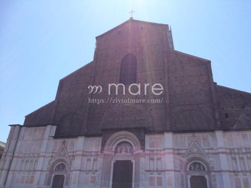 ミラノからボローニャにイタロで日帰り旅行!サン・ペトロニオ大聖堂