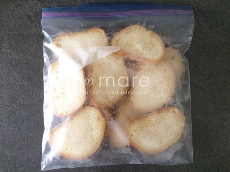 イタリアのパンは大量!冷凍保存がマストエッセルンガパン冷凍保存