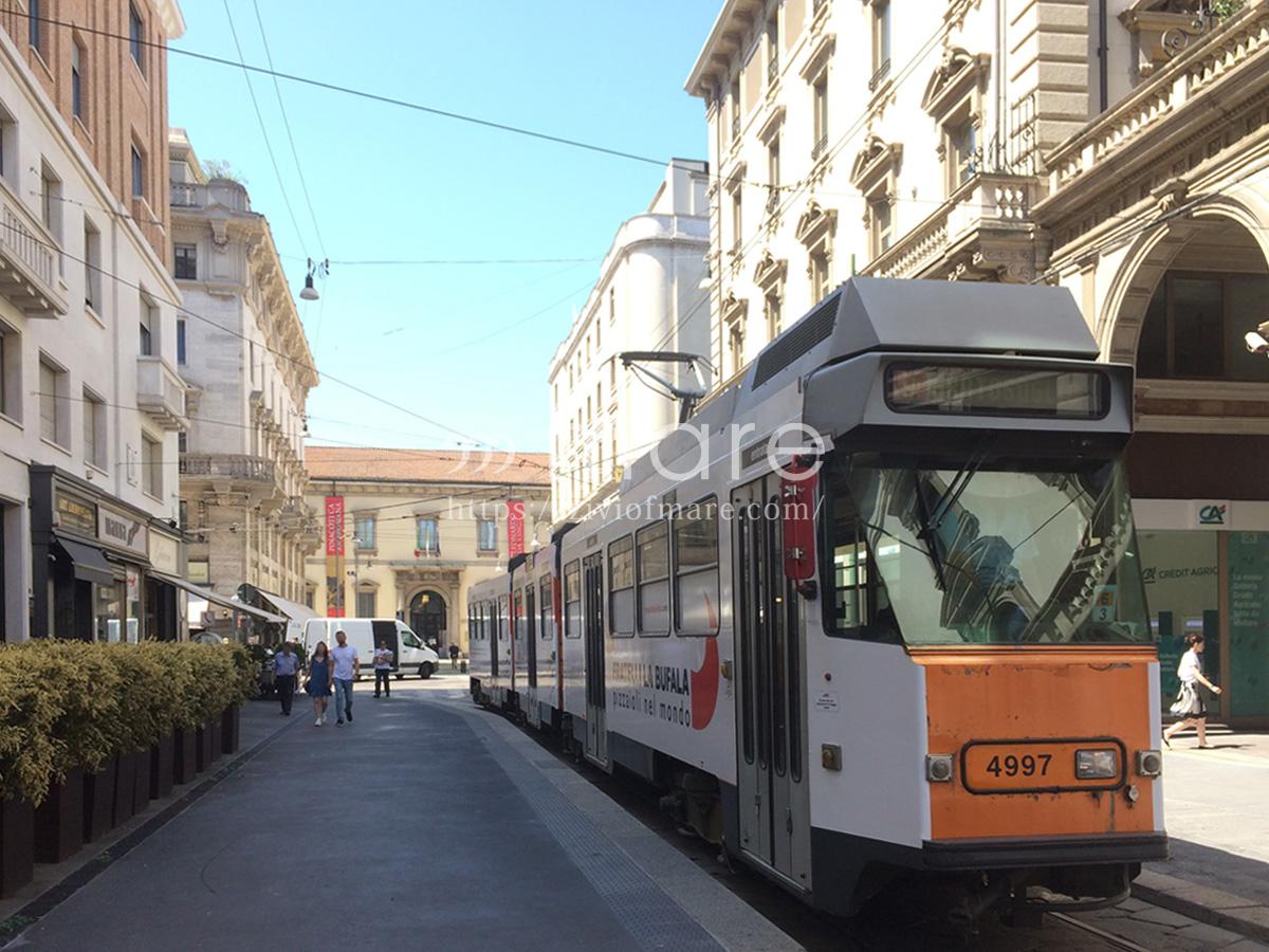 イタリア・ミラノ観光に!地下鉄と路面電車/トラムの乗り方とチケットの買い方1