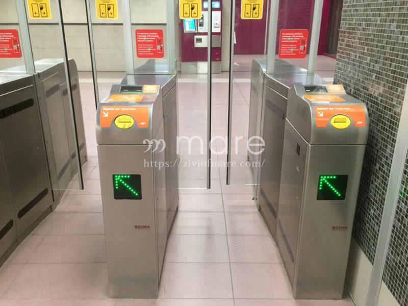 イタリア・ミラノ観光に!地下鉄と路面電車/トラムの乗り方とチケットの買い方5