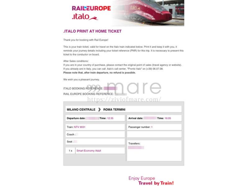 レイルヨーロッパで鉄道チケットの予約の取り方と気になる手数料9