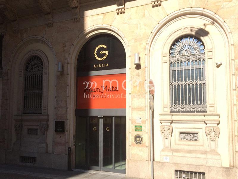 ミラノの人気ホテル ルームメイトジュリアがドゥオモ近くでオシャレと人気