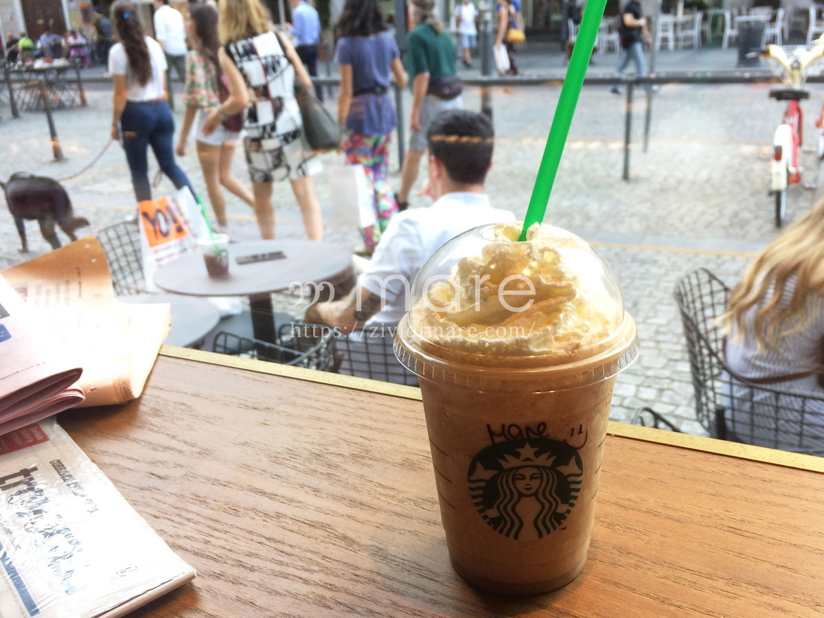 イタリアのミラノでスターバックスが急増中!観光地を中心に広がる店舗4