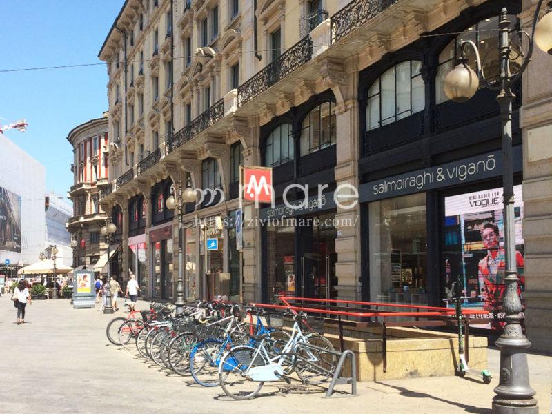 ミラノにイタリア初ユニクロ1号店がオープン!場所はドゥオモからすぐ4
