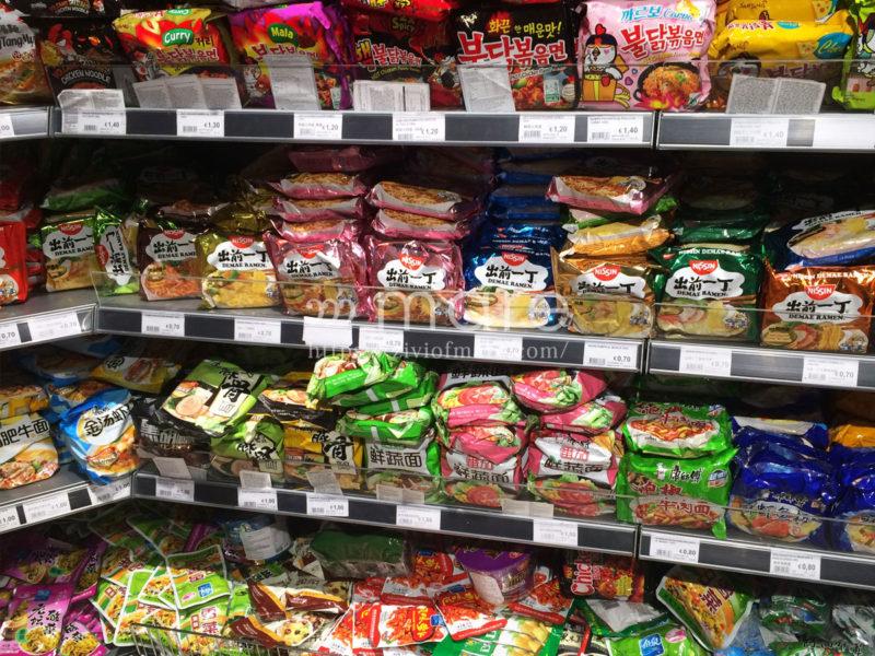 ミラノで日本食材を買うなら中華街にあるKATHAYやCHINEATがオススメ!3