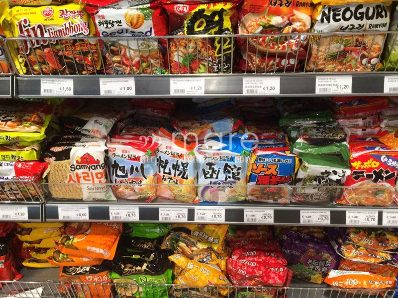 ミラノで日本食材を買うなら中華街にあるKATHAYやCHINEATがオススメ!4
