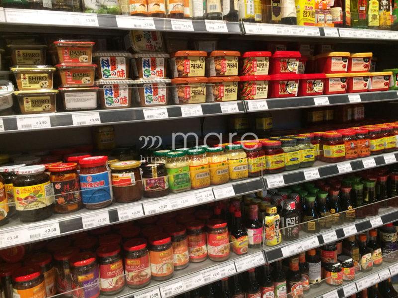 ミラノで日本食材を買うなら中華街にあるKATHAYやCHINEATがオススメ!5
