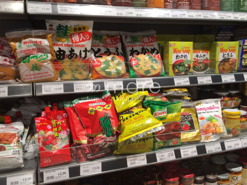 ミラノで日本食材を買うなら中華街にあるKATHAYやCHINEATがオススメ!6