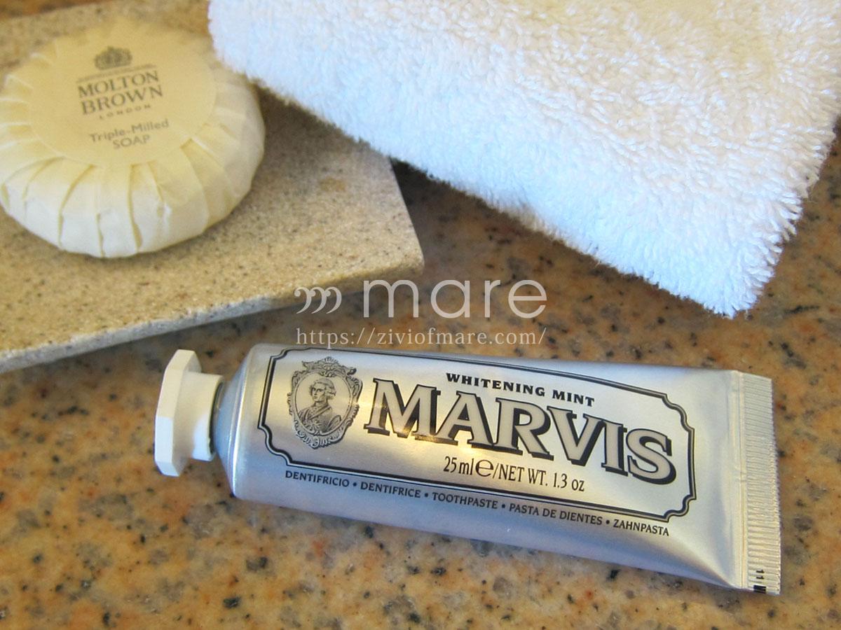 イタリア生まれの歯磨き粉MARVIS(マービス)2